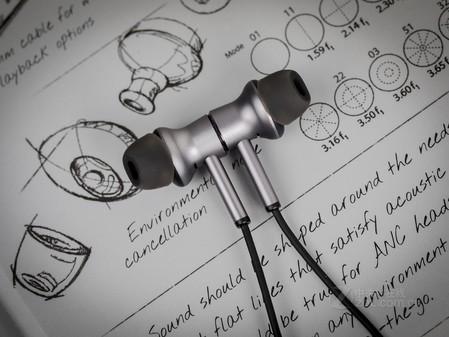 7万魔降噪耳机E1004BA 银灰色售799