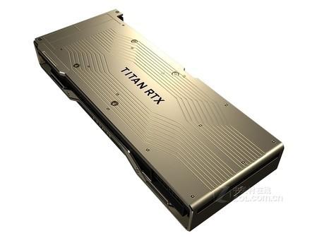 19999元显卡之王 丽台TITAN RTX济南到货