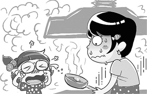 """十面""""霾""""伏 细思极恐!优格天健G03S带您对抗厨房里的""""雾霾"""""""