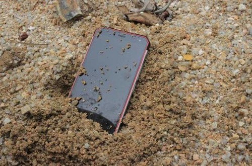 三防智能手机爱户外ioutdoor风(W1):个性化用户