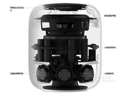 1高分辨率LED屏幕 苹果HOME Pod重庆售