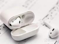 苹果AirPods 2蓝牙耳机仅售1089元可送货