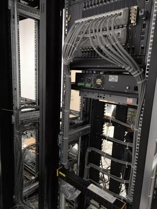 安装日记国家电网部署智能融合通信系统