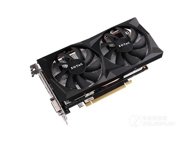 索泰 GeForce GTX 1660-6GD5毁灭者OC HA