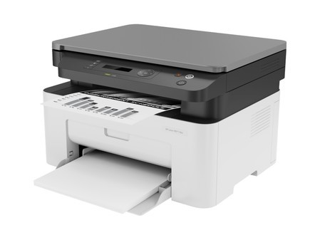 HP Laser MFP 136a多功能一体机报1100