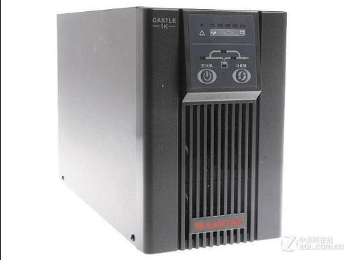 3节约空间 山特型号C3K电源售价为2876元
