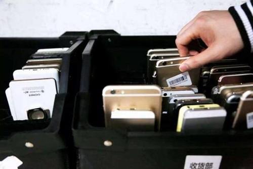 旧手机损坏大,手机回收平台换换回收直接切中要害
