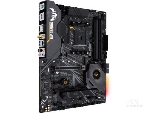 2全方位散热 华硕 X570-PLUS(WIFI)售1699元