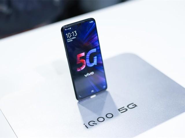 IQOO PRO 5G手机闪亮登场亲民价格3798元