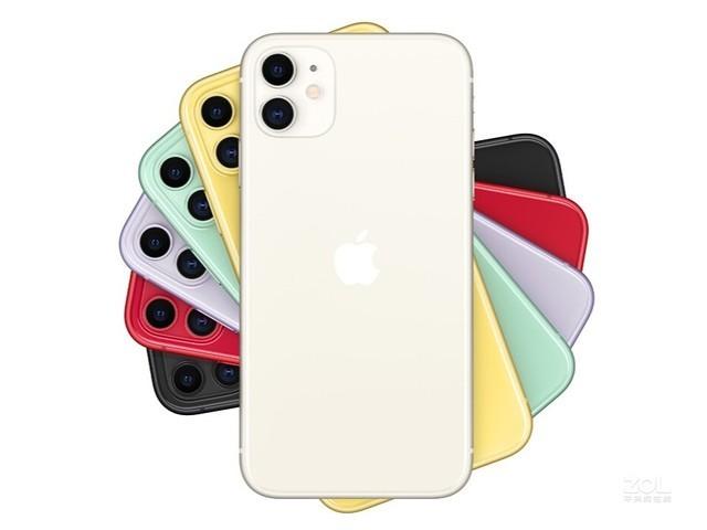 苹果IPHONE11价格崩不住武汉跌至4950元