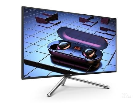 细腻逼真画面 AOC U32U1液晶显示器促销