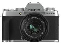 富士X-T200(15-45mm)入门新贵报价5590元