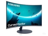 曲面液晶屏 三星C27T550FDC显示器优惠