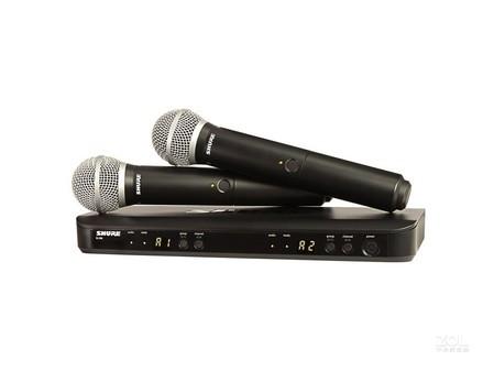 无线话筒舒尔BLX288/PG58 长沙售3550元