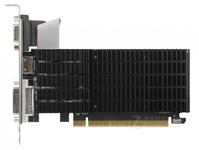 长沙昂达显卡 GT710典范 1GD3静音版仅279