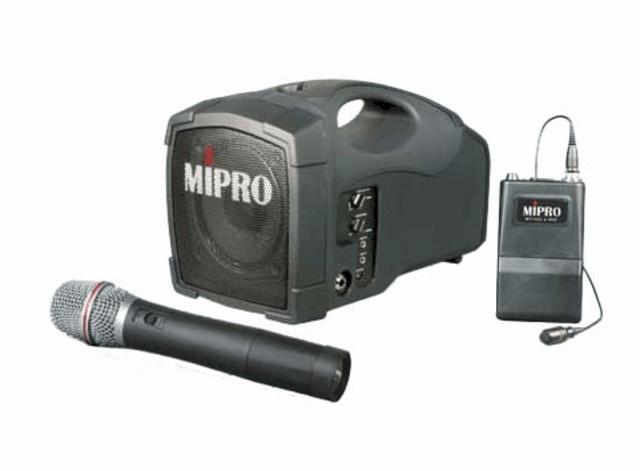 长沙现货 MIPRO MA-101扩音器仅售2689!