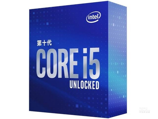 i5 10600k盒装  1234元