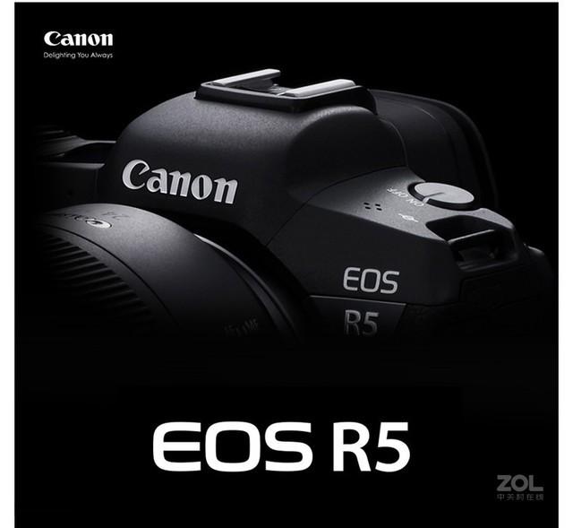 佳能EOS R5 28100