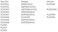 旺玖科技经典芯片PL2303G代理商商 供货需求电询