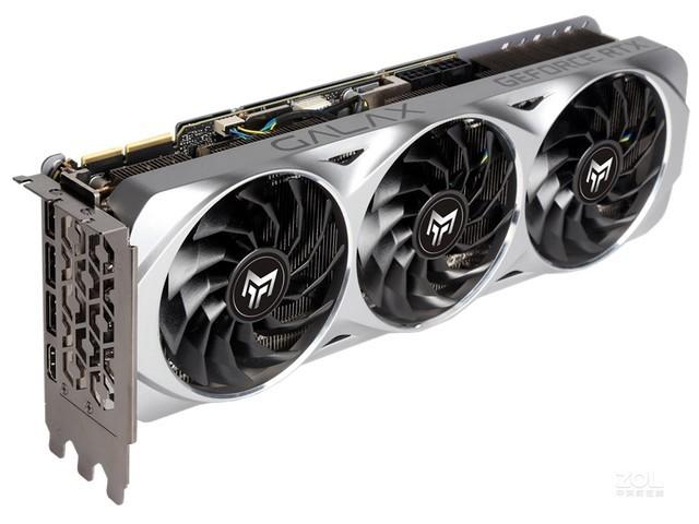 影驰GeForce RTX3090金属大师