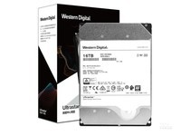 西部数据DC HC550服务器硬盘仅售1799元