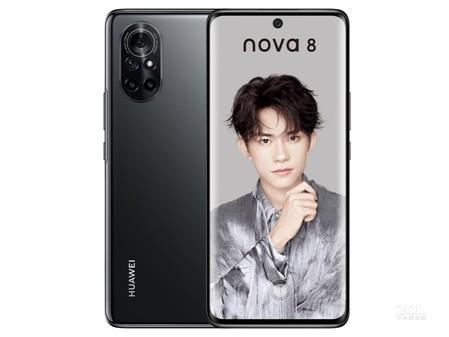 黑色款华为nova 8 长沙现货促销价3699元