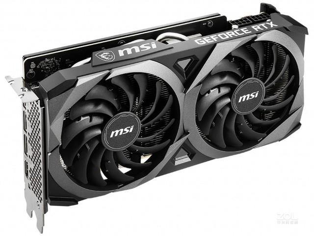 微星 GeForce RTX 3060 Ti VENTUS 2X OC
