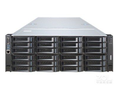 浪潮 NF8480M5(Xeon Platinum 8253*4/128GB*10/1.8TB)