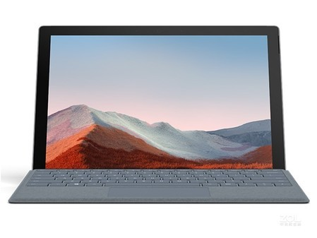 微软Surface Pro 7+报价10999元送鼠标