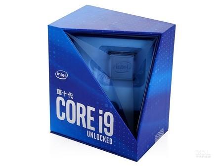 上海Intel 酷睿i9 10900K CPU促销3599元