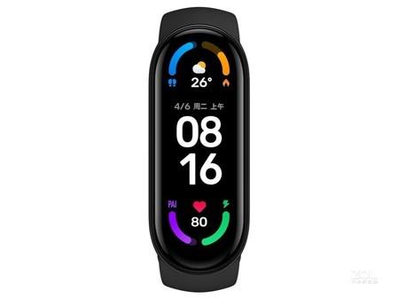 升级运动血氧监测小米手环6 NFC版279元
