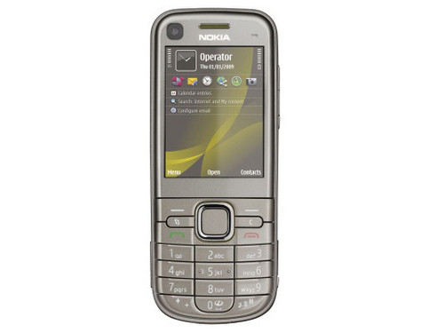最快S60智能手机 诺基亚6720c报300元