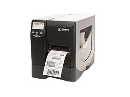 烟台高速打印机 斑马Zebra ZM400促销