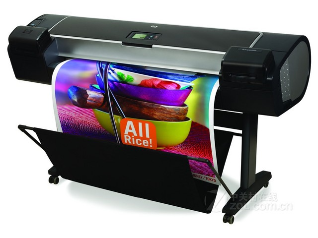 山东大幅面打印机专卖HP Z5200济南促销