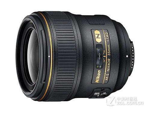 9重庆尼康35/1.4全时手动对焦镜头售8800