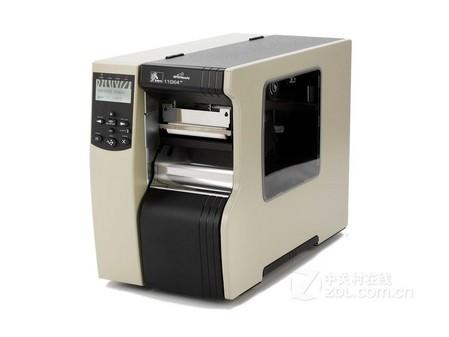 高端全能 Zebra 110xi4(600dpi)条码打印机含税1.85万