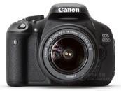 中端单反佳能 600D 相机贵州有出售