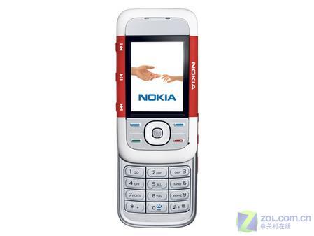 经典滑盖音乐手机 诺基亚5300售240元