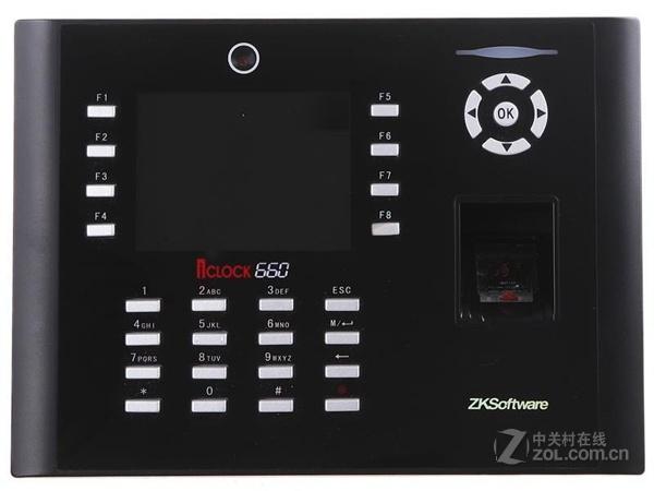 多功能考勤机 中控iClock660天津仅1499