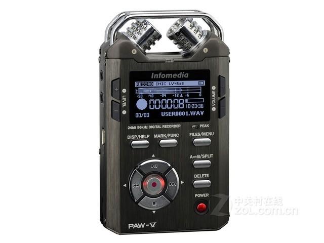 乐图PAW-V录音笔济南低价热销2999元