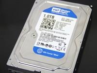 宁波西部数据WD10EZEX/64M蓝盘售260元