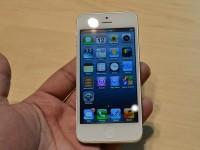 7.6毫米金属机身 苹果5 16G现货520元