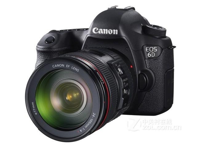 佳能 6D套机(24-105mm)天津仅17000元