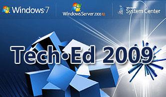 2009微软TechED大会