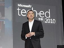 谢恩伟:微软云架构应用是关键