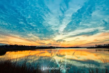 Windows 7绚丽壁纸(天空)