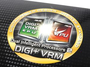 独家DIGI+ VRM供电技术