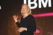 IBM全球高级副总裁 Ginni Rometty