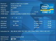 英特尔酷睿i7 2620M处理器