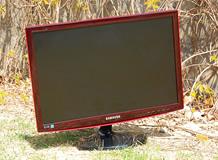 三星S22A330BW液晶显示器